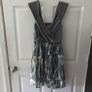 Wide Strap Bungee Dress